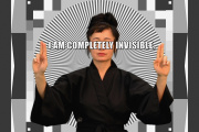 Hito Steyerl dans l'installation audiovisuelle «How Not to Be Seen: A Fucking Didactic Educational .MOV File» (2013).