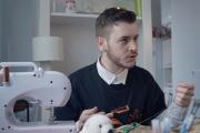 L'un des jeunes qui raconte son histoire dans le documentaire de Gaël Morel, « Famille tu me hais».