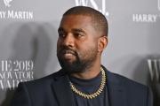 Le rappeur américain Kanye West, le 6 novembre 2019, à New York.