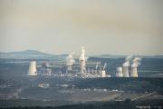 La centrale à charbon deTurow, en Pologne, le 28 juin 2021.