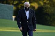 Le président américain, Joe Biden, à proximité de la Maison Blanche, à Washington, le 7 septembre 2021.
