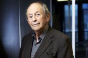 Jean-Claude Grumberg, photographié dans les locaux du journal Le Monde, à Paris, le 7 septembre 2021.