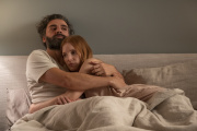 Mira (Jessica Chastain) et Jonathan (Oscar Isaac) dans la série«Scenes From a Marriage».