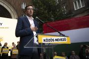 Le maire de Budapest, Gergely Karacsony, à Budapest, le 17 septembre 2021.