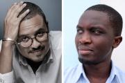 David Diop etMohamed Mbougar Sarr.