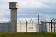 La prison de Condé-sur-Sarthe.