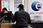 Dans une agence Pôle emploi de Montpellier, en janvier 2019.