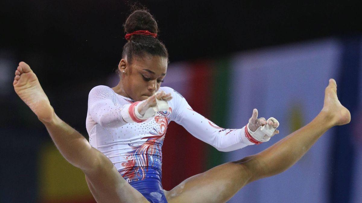 Melanie de Jesus dos Santos - Euro 2017