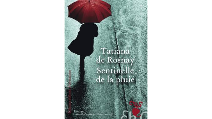 Débat Sentinelle de la pluie, Tatiana de Rosnay