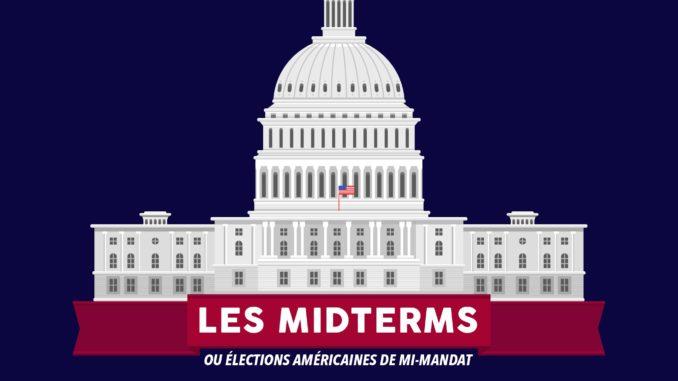 Le congrès américain pour les midterms