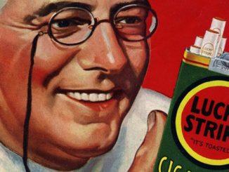 Publicité pour le tabac