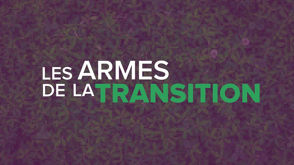 Armes transition écologique