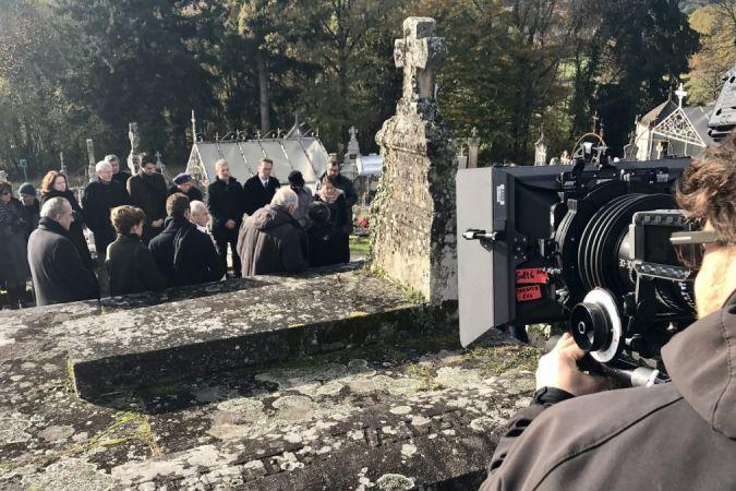Tournage Téléfilm réunionnais de la Creuse