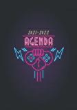 Agenda 2021-2022: Agenda Scolaire   Organisateur Journalier   Idéal pour étudiant ( école primaire, collège, lycée)   Agenda de 150 Pages   Format Pratique 7x10 Pouces