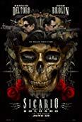 Josh Brolin, Benicio Del Toro, and Isabela Moner in Sicario: la guerre des cartels (2018)
