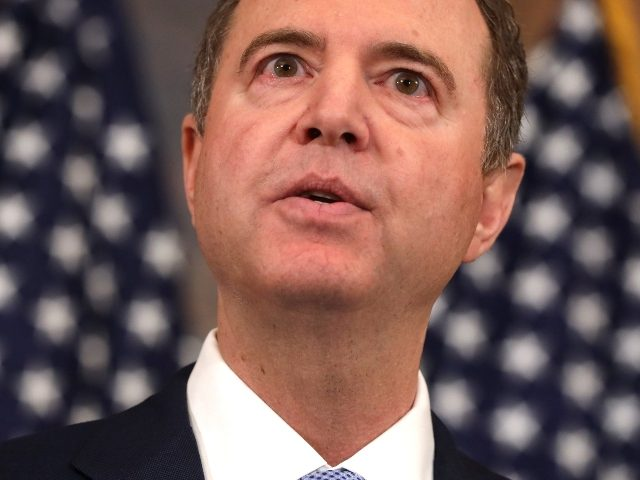 Schiff: 'We Can't Ignore' Some of Trump Base Is Part of Domestic Terrorism Threat