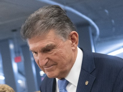 Manchin: I Have Concerns with Biden's Push for Bigger Government, Price Tag Is 'a Lot'
