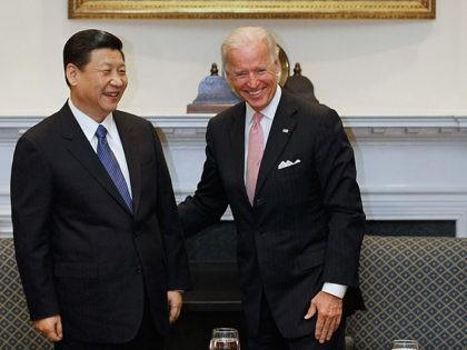 Joe Biden Elevates Xi Jinping in Address to Congress