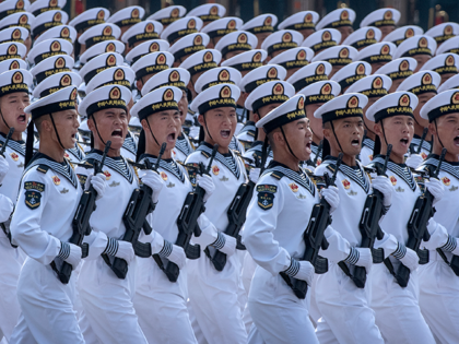 Taiwan Foreign Minister Warns China Is Preparing 'Final Military Assault'
