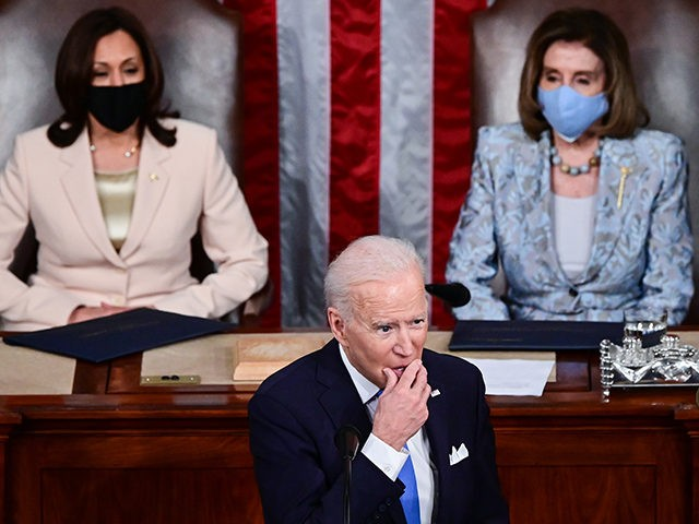 ***Live Updates*** Joe Biden Delivers First Address to Joint Session of Congress