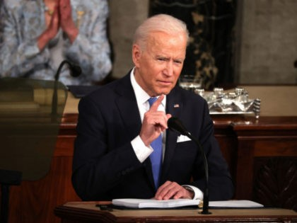 Joe Biden on Second Amendment Restrictions: 'We're Not Changing the Constitution; We're Being Reasonable'