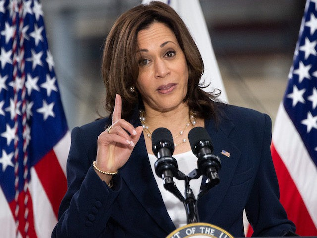 Kamala Harris: America Isn't a Racist Country — But We Have to 'Speak Truth' About History of Racism