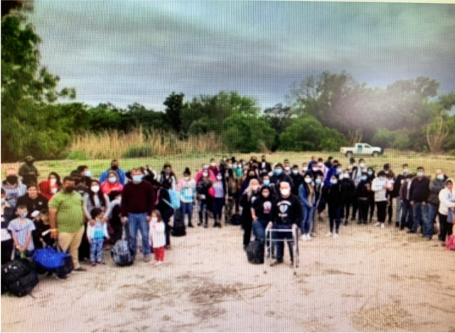 1100 Venezuelans Cross into West Texas Border Town Within 2 Weeks