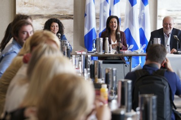 Élections provinciales de 2022 Les députés libéraux ne pourront pas changer de circonscription)