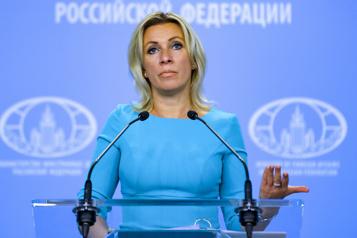 Journaliste de la BBC bannie de Russie Une riposte aux «discriminations» de Londres à l'égard de médias russes)