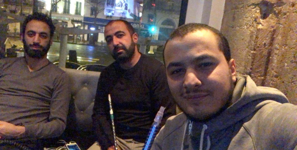 Laquais d'Israël, Raoult dénonce les bars à chicha