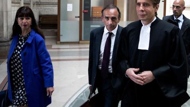 """""""Bandes"""" d'étrangers qui """"violentent"""" : 5000 euros requis contre Zemmour"""