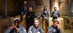 """Audiences Prime: """"Les touristes"""" sur TF1 battus par une redif de Agatha Christie sur France 2 - France 3 résiste à plus de 2,1 millions avec les duos comiques - TMC, C8 et TFX à moins de 350.000 téléspectateurs"""