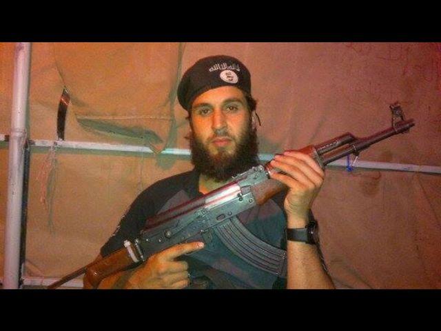 Ce jeune homme a mené, en octobre 2013, une opération suicide près d'Alep.