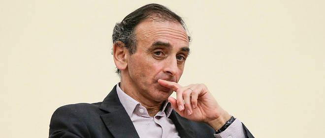 Le chroniqueur et polémiste Éric Zemmour.