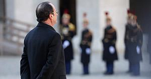 François Hollande à l'heure du bilan