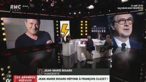 """Jean-Marie Bigard répond aux attaques de François Cluzet : """"Il se retrouve à lécher le cul des gouvernants"""""""