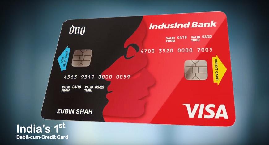 IndusIndBankDuoCard