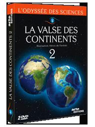 Acheter « La Valse des Continents - Saison 2 » en DVD / Blu-ray