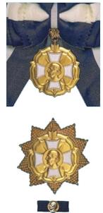 Andrej Hlinka Order, 1st Class