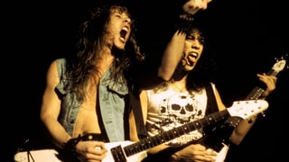 Hear Metallica's Rugged 'Master of Puppets' Demo