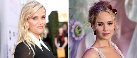 Reese Witherspoon, Jennifer Lawrence Share Sexual Assault, Harassment Stories