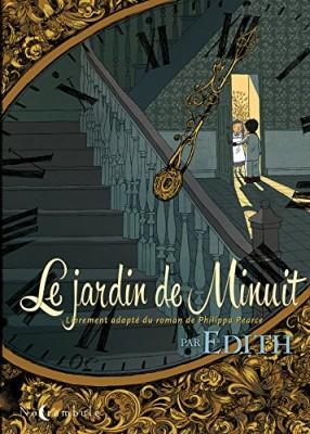 vignette de 'Le Jardin de minuit (Edith)'