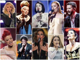 Albania at Eurovision 2010 to 2019