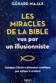 Les miracles de la Bible