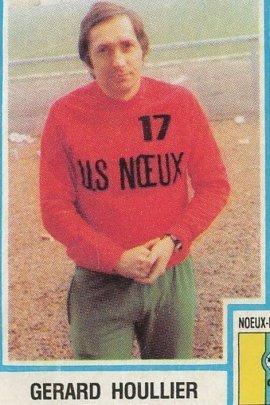 Gérard Houllier 1980-1981