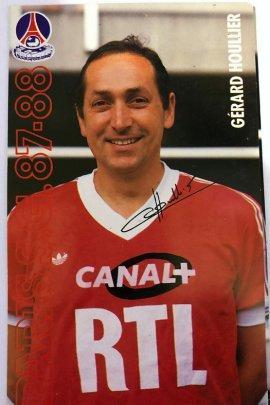 Gérard Houllier 1987-1988