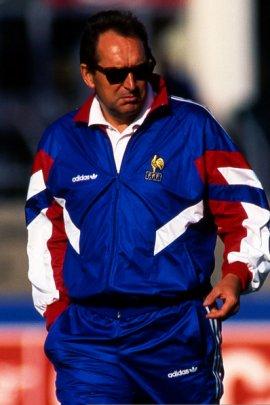 Gérard Houllier 1992