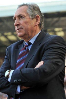Gérard Houllier 2010-2011