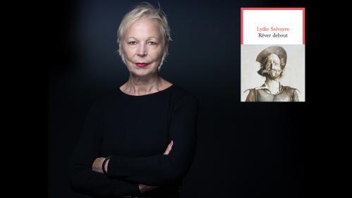 """Image de couverture - """"Rêver debout"""" : la belle déclaration d'amour de Lydie Salvayre à Don Quichotte, à Cervantès, et à la littérature"""