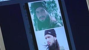 Des jihadistes français apparaissent à visage découvert dans des vidéos diffusées par le groupe Etat islamique. ( FRANCE 2 )